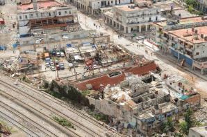 Causas de tornado en La Habana