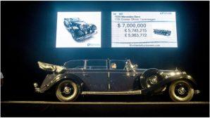 Auto de Hitler en La Habana