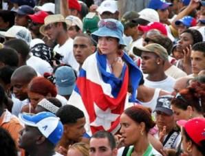 Reloj de población de Cuba