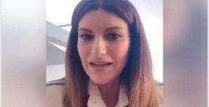 Laura Paussini agradece a médicos cubanos