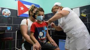 Destaca revista norteamericana vacunación en Cuba antiCovid-19