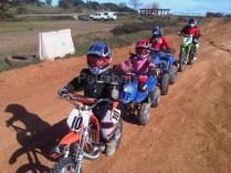Curses de Quads i motos.