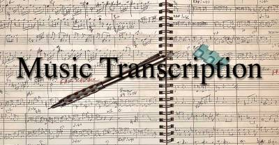 Music Transcription Services