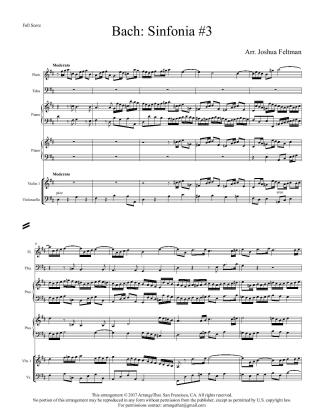 Bach Sinfonia – Score and parts-page-001