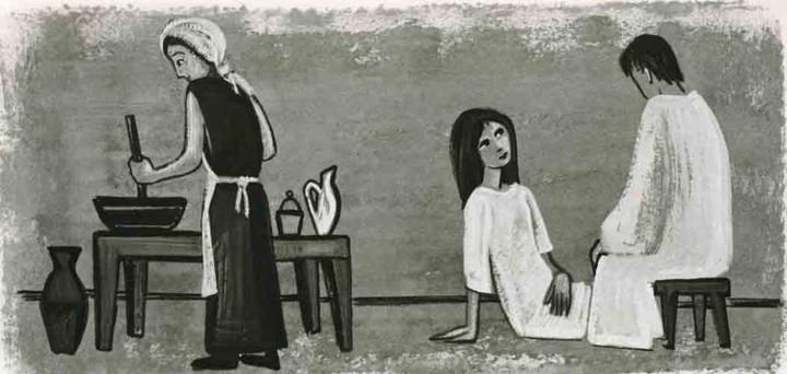"""Résultat de recherche d'images pour """"marthe et marie jésus"""""""