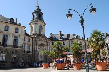 Casa Consistorial, Rennes