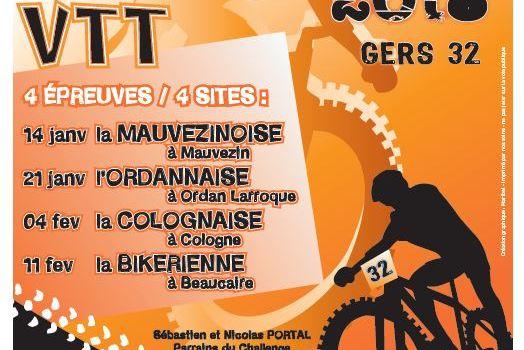 Le Challenge de la Lomagne, c'est dimanche à Mauvezin!!!!