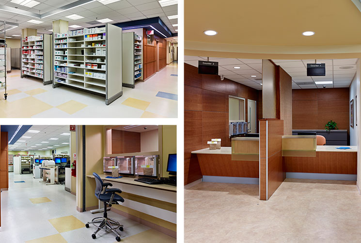 Outpatient Pharmacy  Array Architects