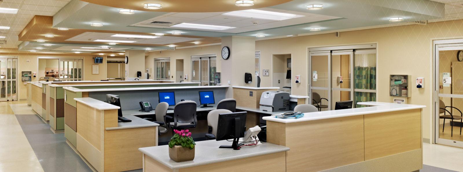 Clinical Decision Unit  Array Architects