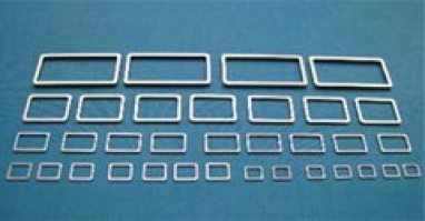 Array Solders - Solder Lids for Hermetic Packaging