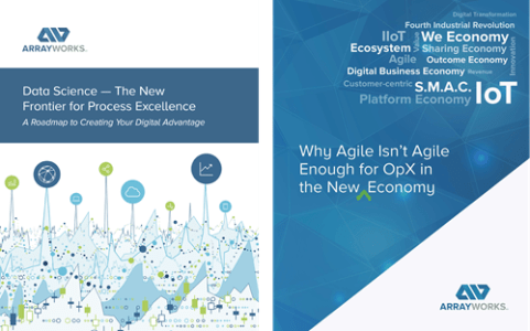 Arrayworks Data Science and Operational Excellence White Paper Image
