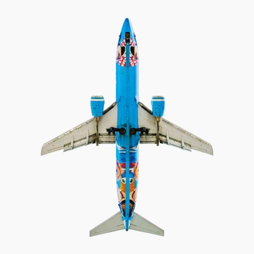 Alaska Airlines (Disneyland) Boeing 737-400