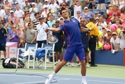 Djokovic Gives Back