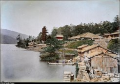 Old Colour Photos of Japan in 1886 by Adolfo Farsari (1)