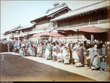 Old Colour Photos of Japan in 1886 by Adolfo Farsari (10)