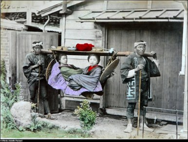 Old Colour Photos of Japan in 1886 by Adolfo Farsari (16)