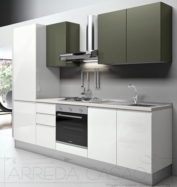 Cucina Componibile Prezzo | Divani - Antica Casa Del Mobile ...