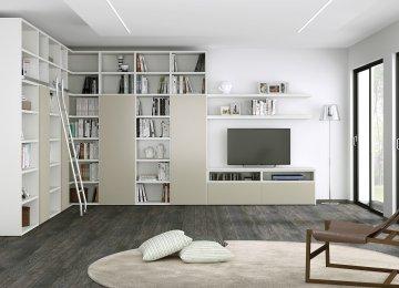 Mobili Ad Angolo Per Soggiorno Ikea | Vetrina 1 Anta Grezza Mobili ...