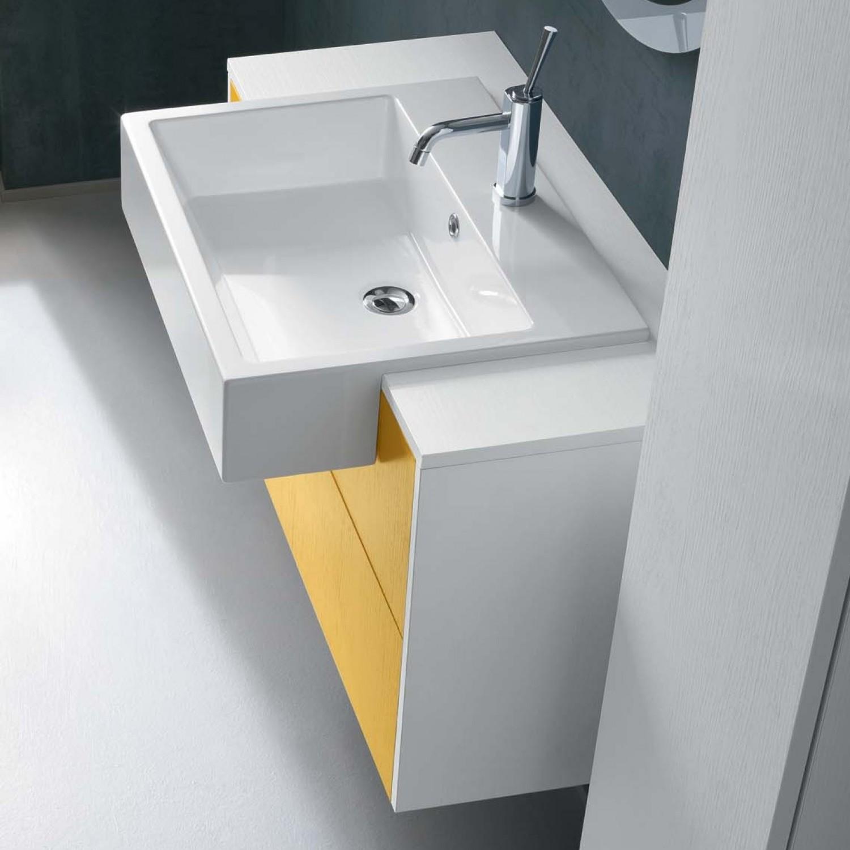 Lavabo con mobiletto per bagno mobile bagno cm con ante e
