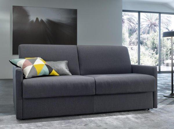 Divano Letto Comodo.Divano E Divani Divano Letto Contemporary Sofa In White