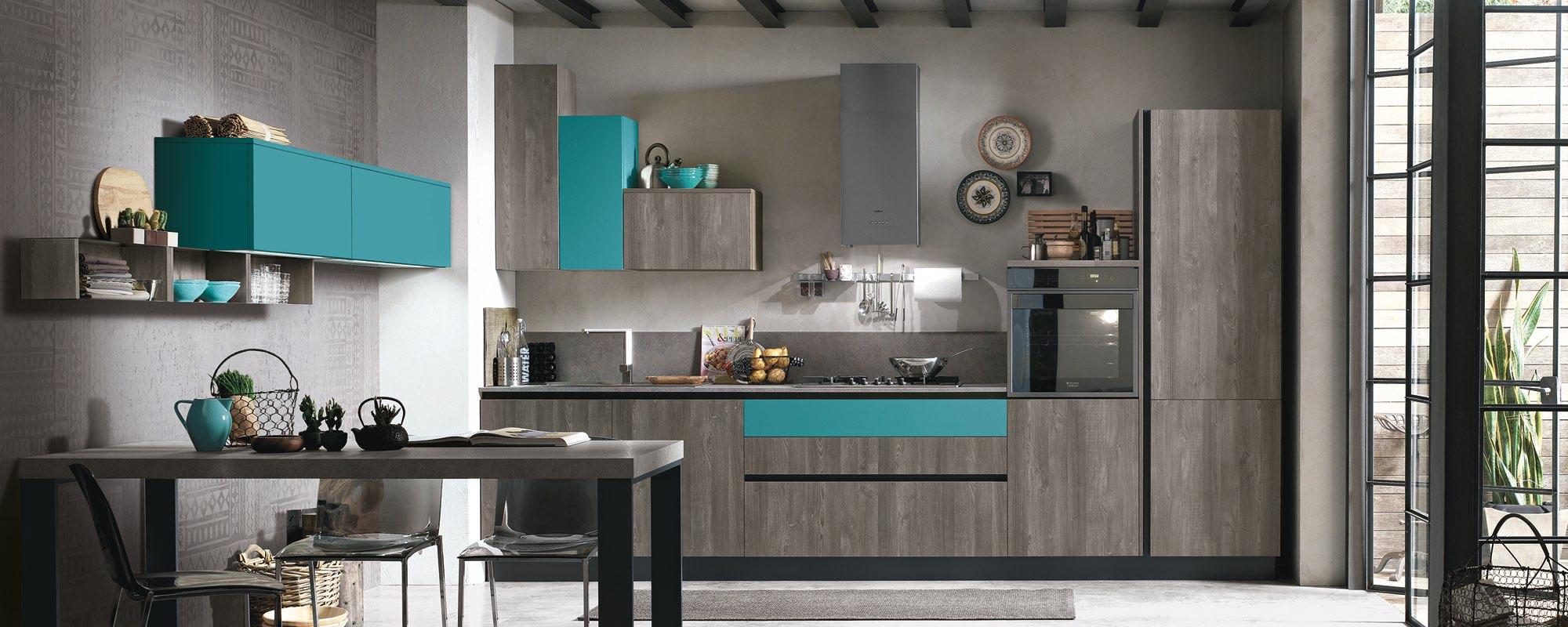 Per una cucina per esempio, il colore 1 corrisponde al colore dei mobili a cui si aggiungono 2 colori diversi per le pareti. Colori Cucina Quali Scegliere I 7 Colori Suggeriti Da Stosa Arredamenti Benevelli