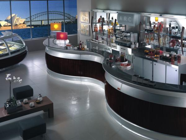 Quale stile scegliere, moderno o rustico? Arredo Lounge Bar Arredamentigima It