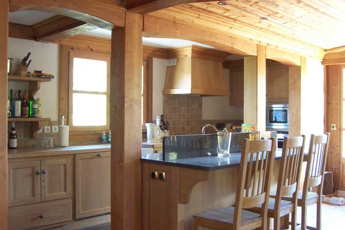 Arredamento Casa Di Montagna : Cucine di montagna una cucina country per la tua casa in