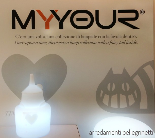 Lampade per cameretta by MyYour