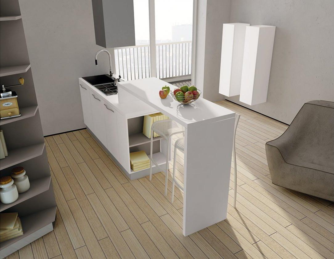 Idee Cucine Moderne | 1001 Idee Per Cucine Moderne Piccole Soluzioni ...