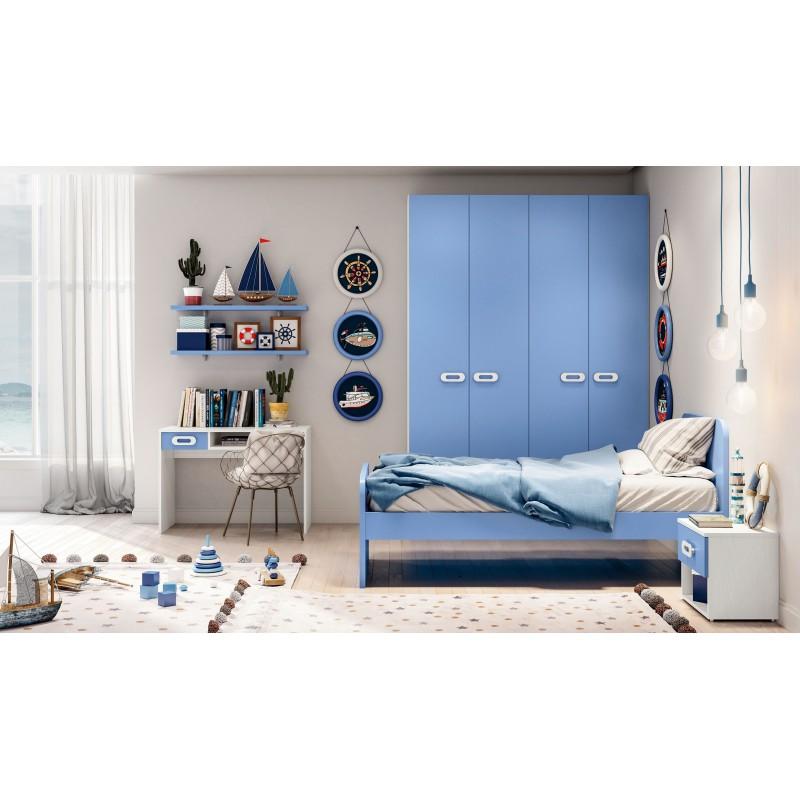 camere da letto moderne (2) 2 products. Cameretta Componibile Nuova Art Zen102 Arredamentishop It