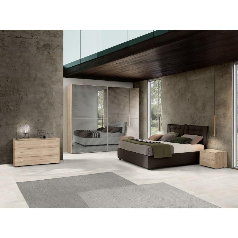 camere da letto moderne e alla moda che vi offriranno il massimo comfort a prezzi convenienti. Camera Da Letto Nuova Art Musa5 Arredamentishop It