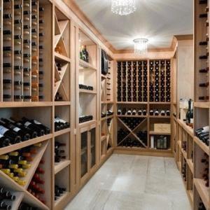 Come costruire una cantina vini  consigli per la cantina