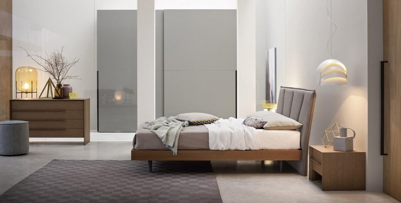Camera da letto novamobili camere da letto moderne for Elce arredamenti genova