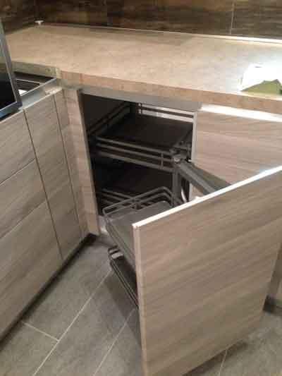 Arrex Papaia una cucina moderna e spaziosa