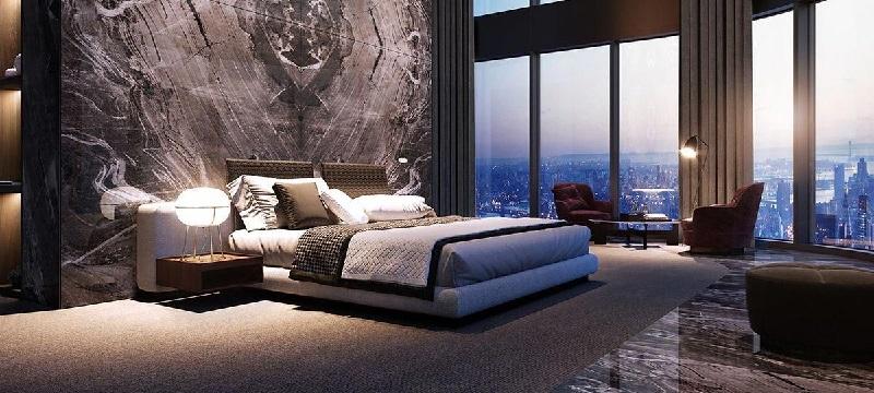 Camea da letto classica di lusso con letto e armadi in legno noce massello anche su misura e su progetto. Camere Da Letto Moderne 2022 Mobili Piccole E Di Lusso