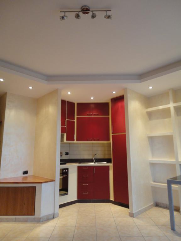 Arredamento Cucina Piccola nel Soggiorno  Arredamento Cucine