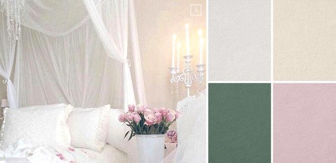 Dipingere le pareti di casa in perfetto shabby le linee guida - Parete shabby chic ...
