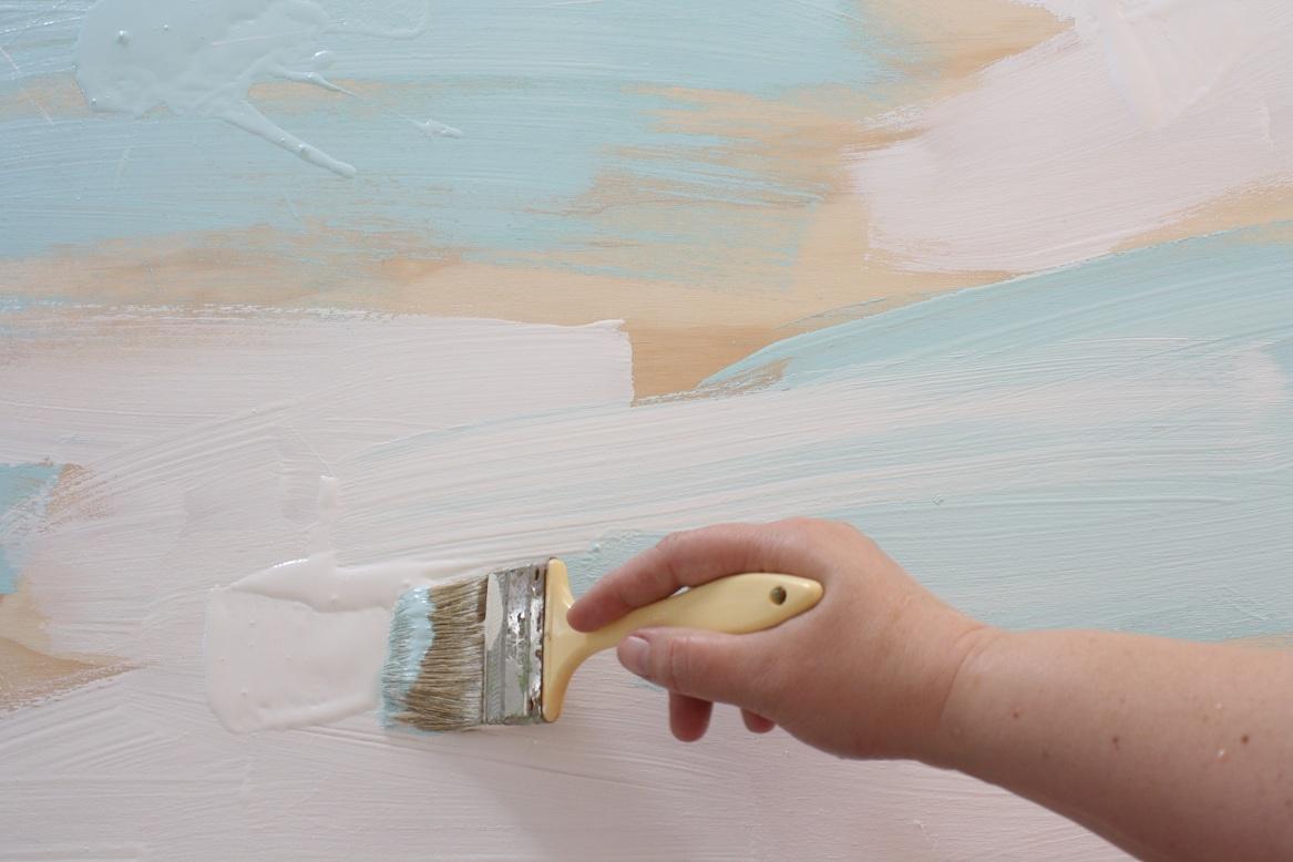 Dipingere le pareti di casa in perfetto shabby le linee guida
