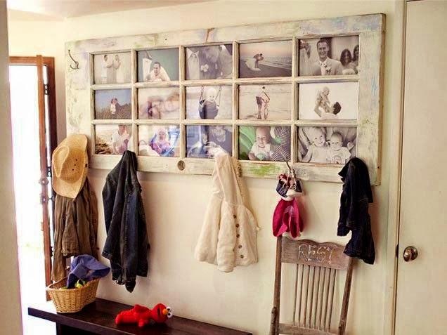 Riciclare vecchie porte in stile shabby chic: 7 idee geniali