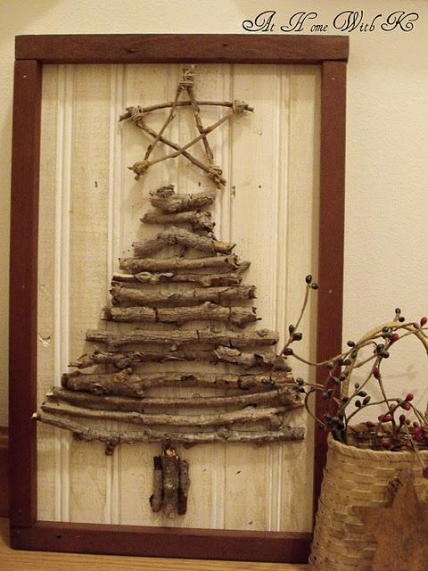 Visualizza altre idee su decorazioni natalizie, idee di natale, decorazioni di natale. Case Addobbate Per Natale Con Il Country Chic Foto