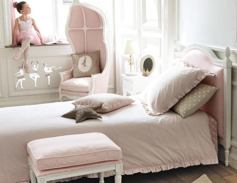Camerette romantiche per bambine idee facili da imitare