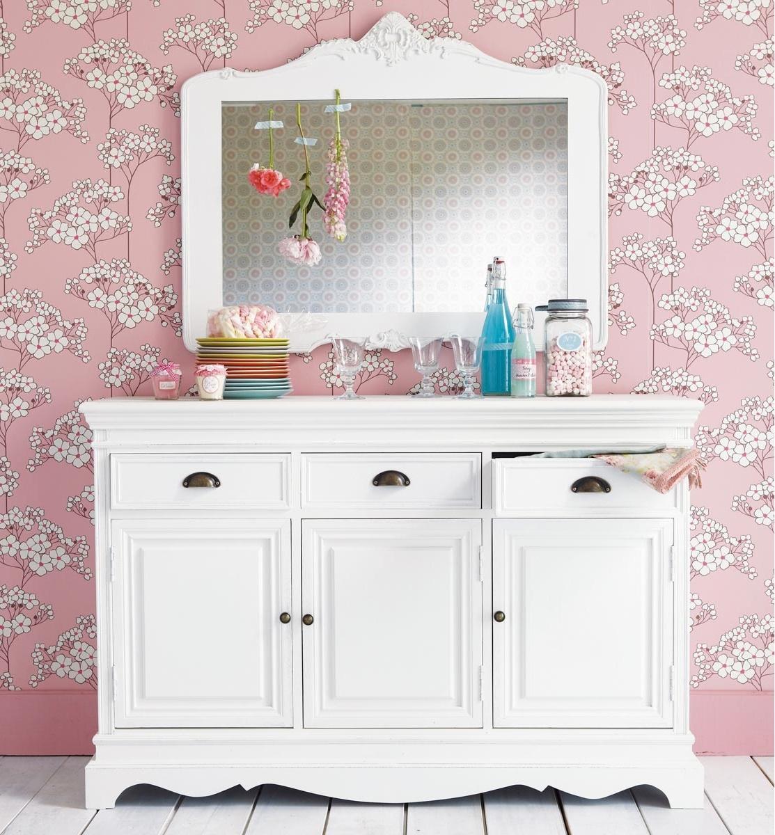 maison du monde il catalogo 2014 di preziosa ispirazione shabby chic. Black Bedroom Furniture Sets. Home Design Ideas