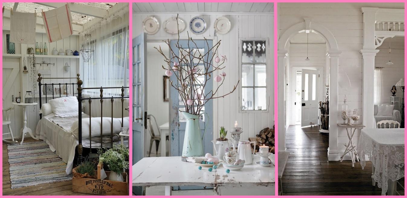 Come arredare una casa in stile shabby 10 cose che non devono mancare FOTO