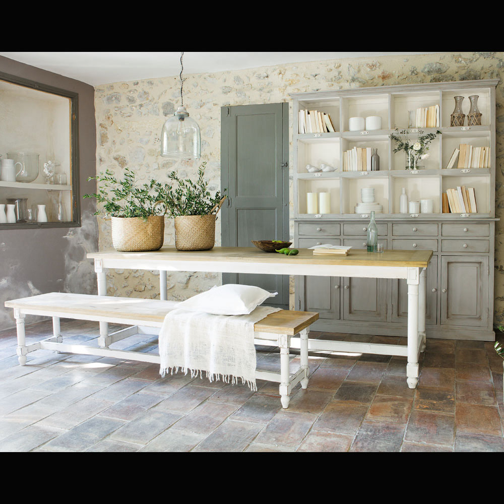 le cucine country chic tra stile shabby e rustico foto. Black Bedroom Furniture Sets. Home Design Ideas