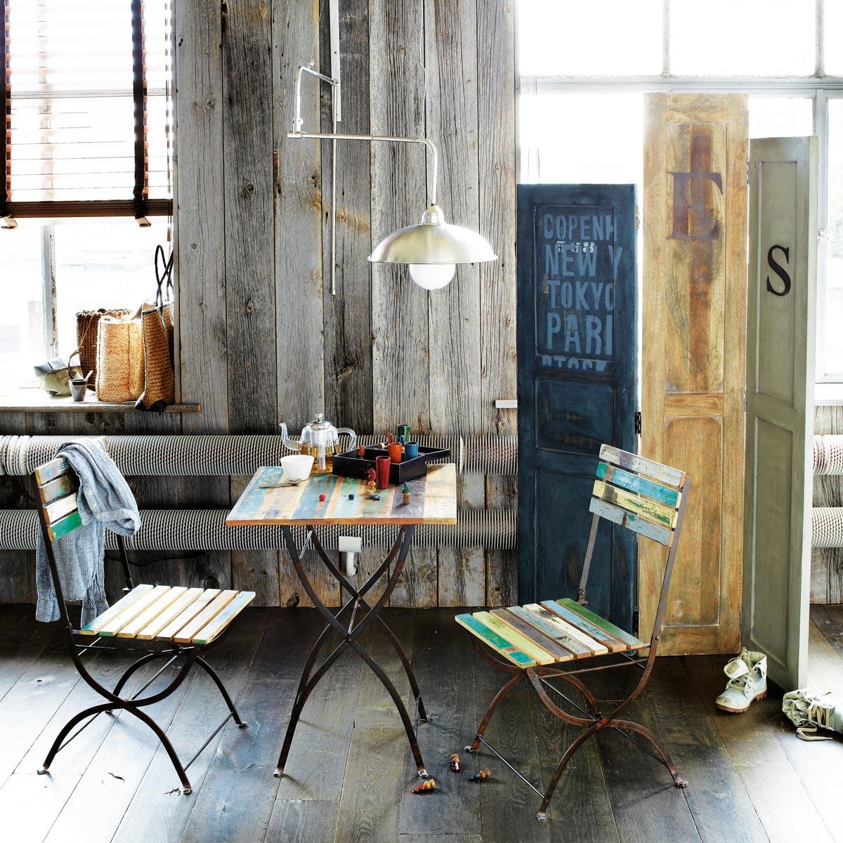 Cucine maison du monde accessori e mobili in stile shabby foto - Maison du monde tavolo industriale ...