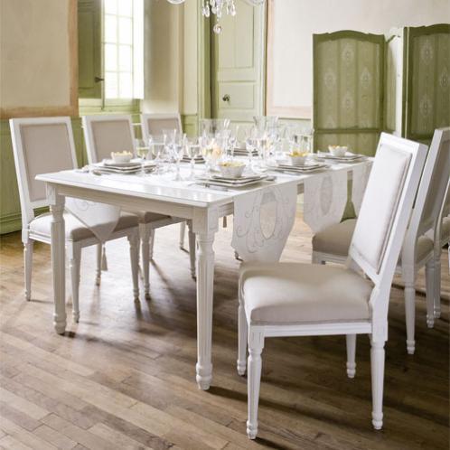 Cucine Maison du Monde accessori e mobili in stile shabby FOTO