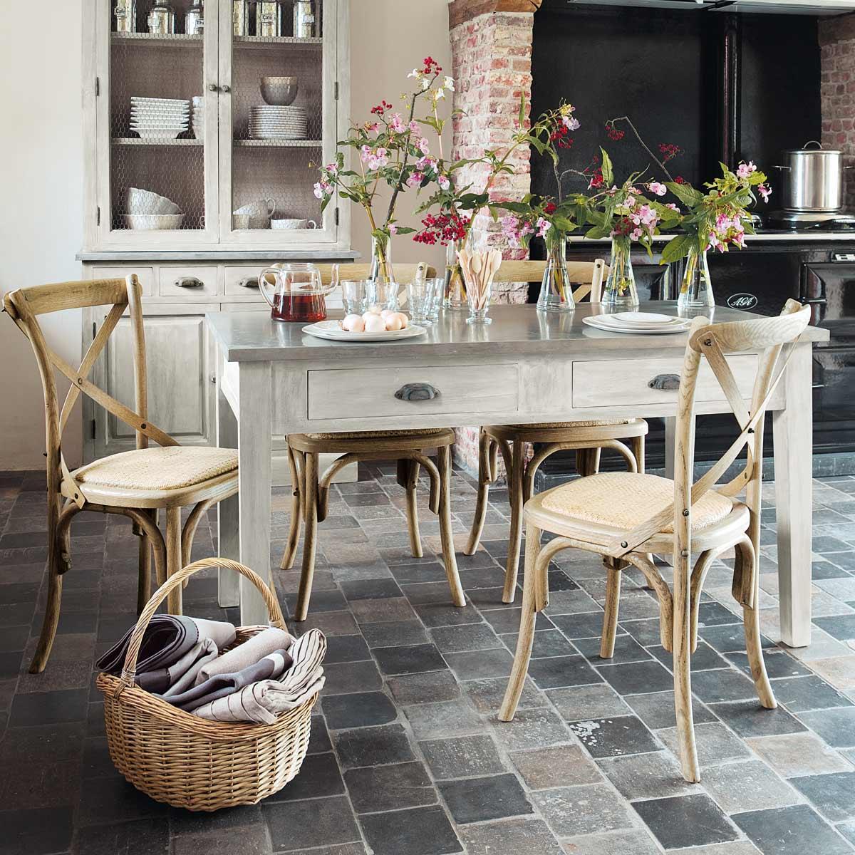 maison du monde sedie in vendita in arredamento e casalinghi: Cucine Maison Du Monde Accessori E Mobili In Stile Shabby Foto