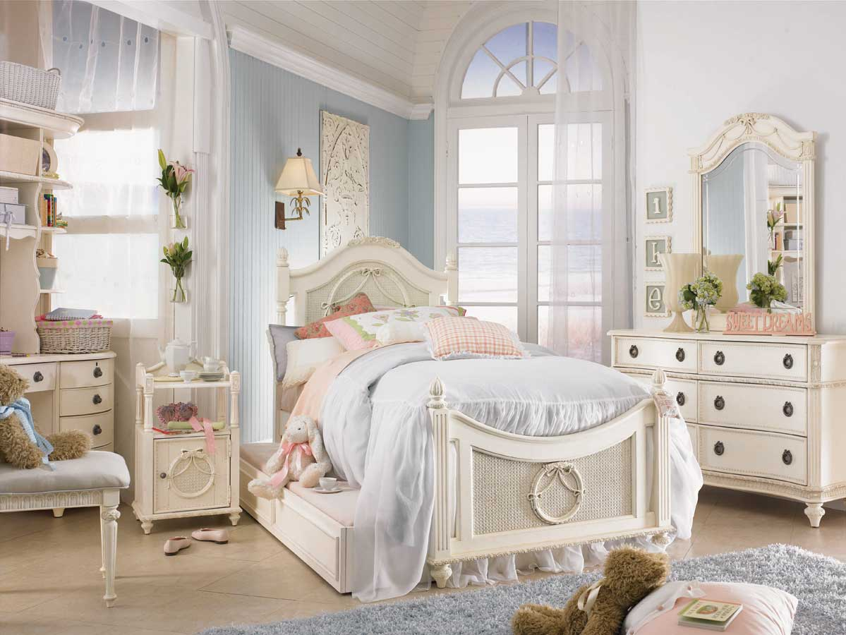 Shabby chic camere