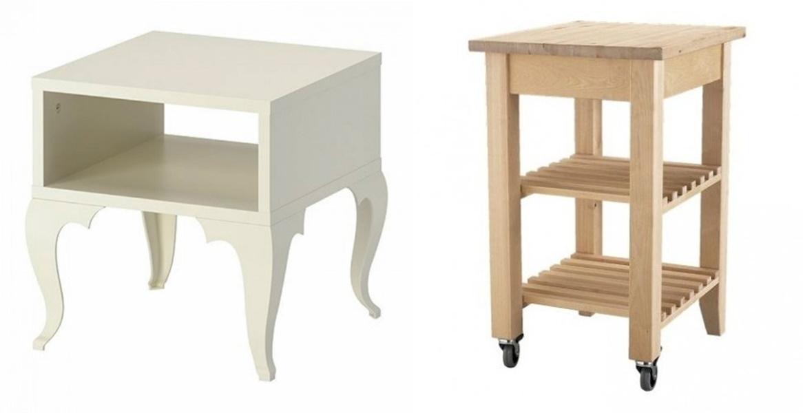 Trova tavolino shabby in vendita tra una vasta selezione di arredamento su ebay. Come Trasformare Mobili Ikea In Stile Shabby Chic Ecco Tre Progetti Diversi Foto