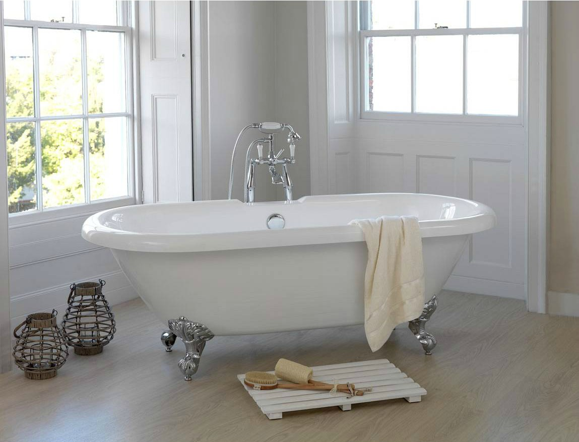 Bagni shabby chic: bagno shabby piastrelle ivory rt gustavian chic ...